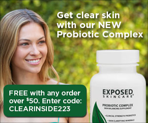 Exposed Probiotic Coupon